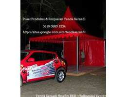 Jual Tenda Sarnafil Customize