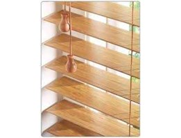 Jual Wooden Blinds