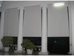 Jual Roller Blinds Outdoor