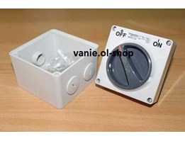 LOCK OUT SWITCH ( SCHNEIDER )