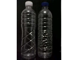 Jual botol air 600 ml PET