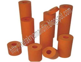 Jual rubber Silicone Rollers