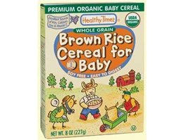 healthy times cereal brown rice