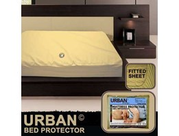 Bed Protector Urban Synthetic Leather