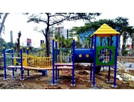 Jual Outdoor Playground Sumarecon