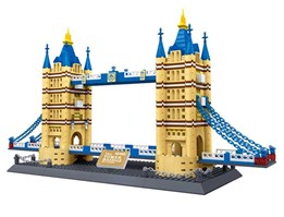 Jual Lego Wange Tower Bridge of London - 8013