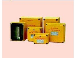 JUNTION BOX EXPLOSION PROOF BXJ-e Series WAROM