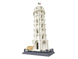 Jual Lego Wange Leaning Tower of Pisa - 8012