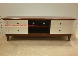 Jual Jepara Mebel Tv Cabinet Wave indonesia furniture | defurnitureindonesia DFRIBu - 37