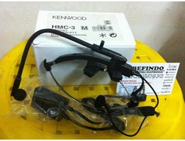 Jual Headset KENWOOD HMC-3 ( Headset with PTT and Vox )