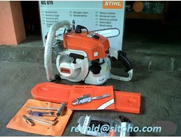 JUAL CHAIN SAW STIHL MS 250 2 Tak, GERGAJI POTONG KAYU, Semi Profesional & Profesional STIHL Jerman, Call/ Sms: 0812-122 655 08/ 07, 0821-808 79 777used it for everything, dropping larger, A chainsaw designed for firewood cutting – with a great
