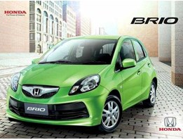 Honda Brio RS MT - AT