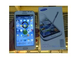 Jual Samsung Note 2 Supercopy ( Android 4.1.2)
