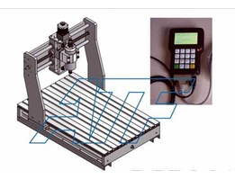 Advanced CNC Router - ACCD-33425