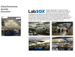 Jual LabSox Textile Duct