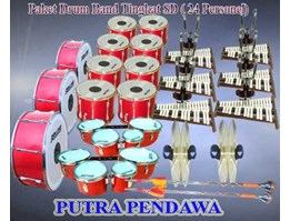 Jual DRUM BAND SD STD 24 ALAT