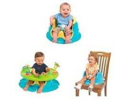 Summer super seat infant plus tray