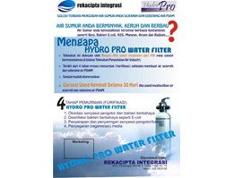 Jual Hydro Water Filter