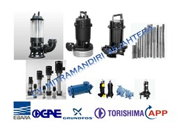 Jual Submersible Pumps