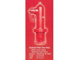HYDRANT PILLAR ONE WAY, Hubungi : 082110255345, 021-99061876 Email : supplier.javageneral@gmail.com