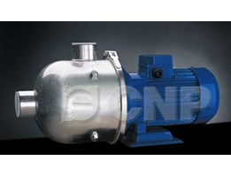 Jual Horizontal multistage stainless steel centrifugal pump CNP type CHL Dan CHLF