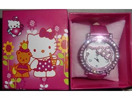 Jual Jam Tangan Hello Kitty