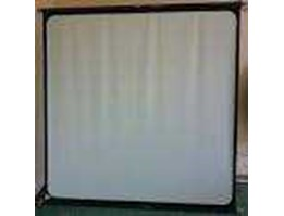 Jual roller blinds projector screen - Unique Carpet & Deco Bali