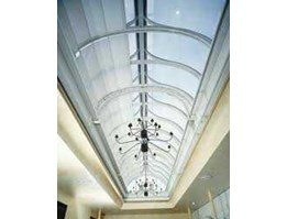 Jual Skylight roman sistem motorized - Unique Carpet & Deco Bali