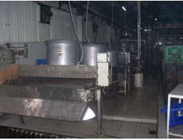 Cooling & Drying Conveyor - Pasteurisasi system, Cooling system