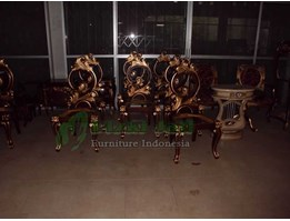 Jual Indonesia Furniture Renaissance Mini Chair l Sell Furniture Indonesia l Indonesia Furniture l Supplier Mebel Jepara l Toko Mebel Jepara