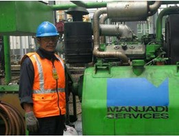 Jual HIGH PRESSURE WATER JET CLEANING SYSTEM