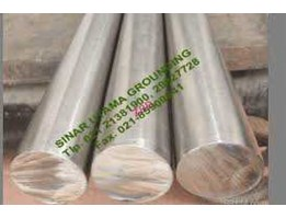 Jual GROUND ROD STAINLESS STEEL   EARTHNG ROD STAINLESS STEEL