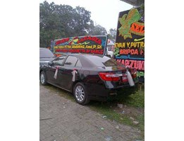 Jual TOYOTA ALL NEW CAMRY 2013