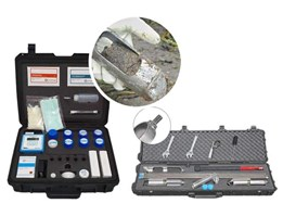 Jual COMPLETE SAMPLING & SOIL TEST KIT InScienPro T-07