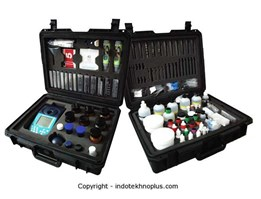 Jual Complete Portable Digital / Manual Soil Test Kit T-06