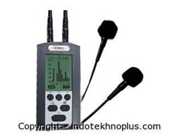 Jual Dual Channel Personal Noise Dosimeter KIMO DS-300