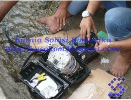 Jual Jasa Sambung/ Splicing, Terminasi, OTDR, Power Meter