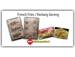 Jual Frozen French Fries ( Kentang Goreng Beku)