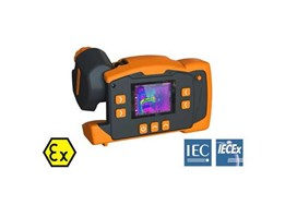 TC7000 - the World' s First Fully Radiometric, ATEX & IECEx Certified Intrinsically Safe Thermal Imaging Camera