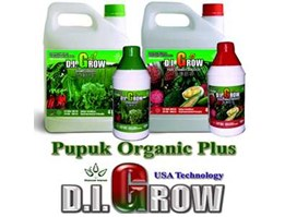 DI GROW Pupuk Organic Plus