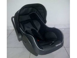 Jual CARSEAT BABYDOES IN BLACK