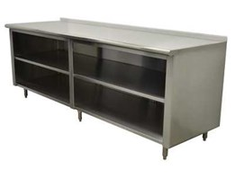 Jual Open Cabinet stainless steel