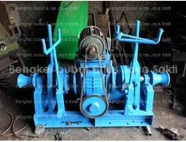 Jual Winch Jangkar Electric Double Gipsy 5/ 8