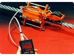 Wire rope Tester
