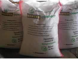Jual MASTER COMPOST
