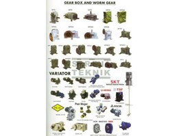 Jual SPEED REDUCER GEAR BOX & WORM GEAR BOX