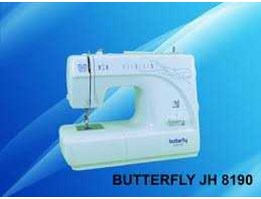 mesin jahit butterfly jh 8190