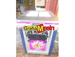 Jual Mesin Es Krim 2 Rasa Mesin Mix Ice Cream
