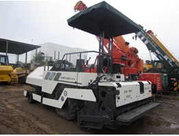 Jual Asphalt Finisher 4-6M