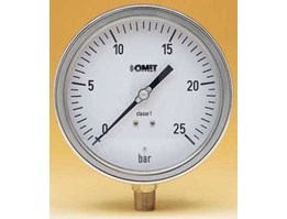 MX – MXG Stainless steel Pressure gauges